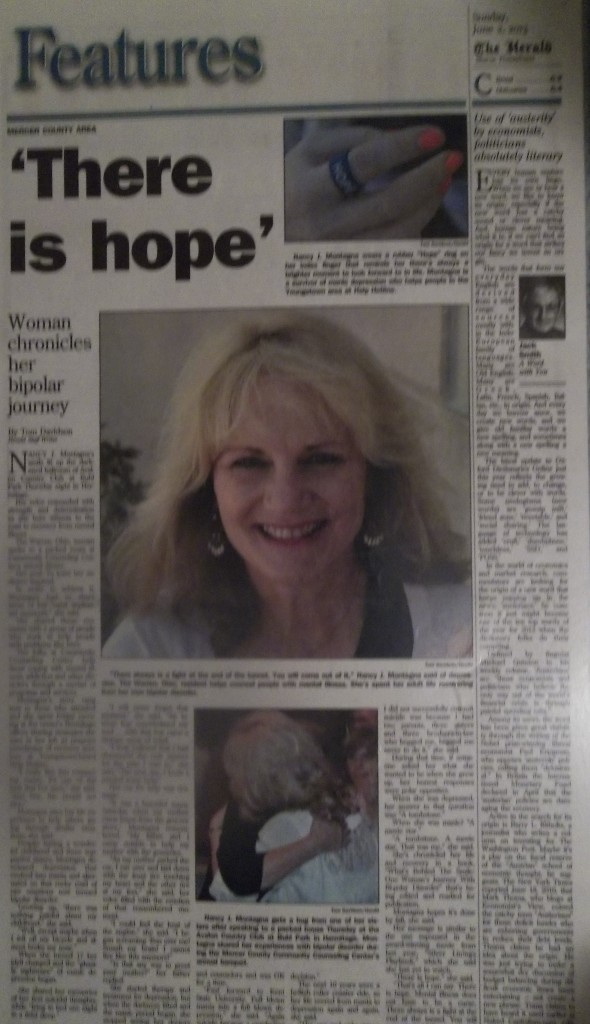 There is Hope Sharon Herald June 2 2013